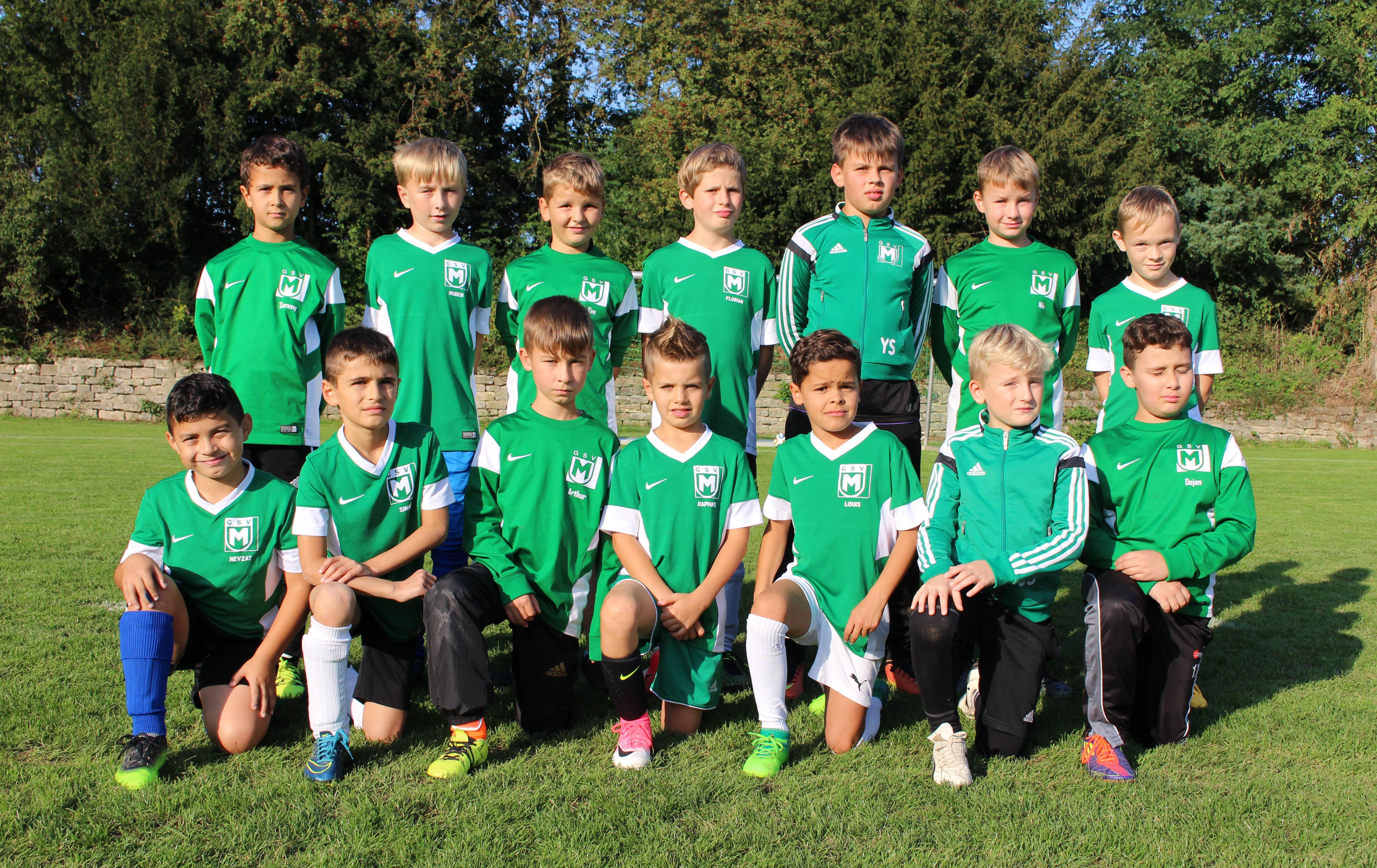 Gsv Maichingen Fußball